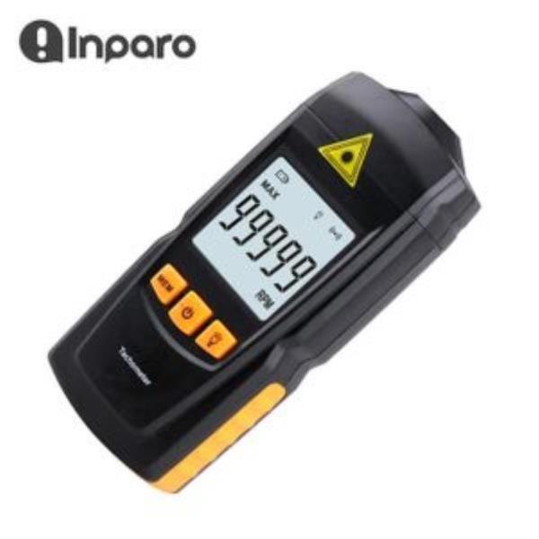 디지털 타코미터 타코메타 회전측정계 RPM 비접촉측정