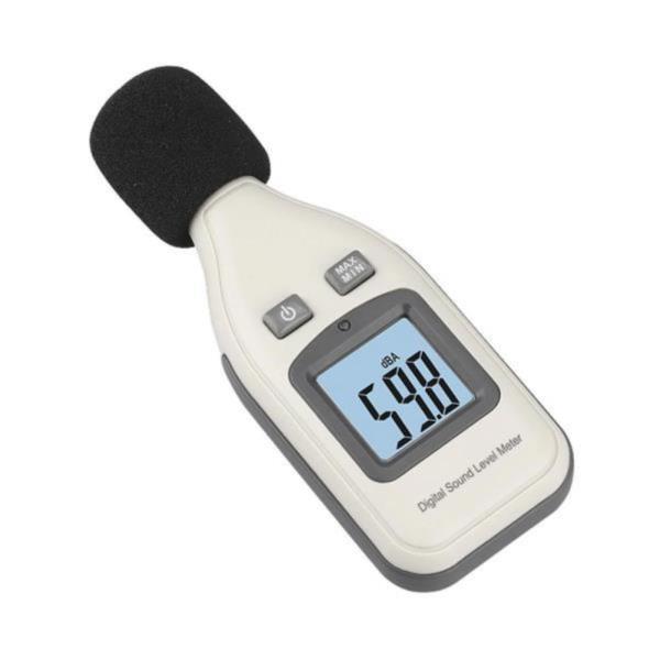 디지털 소음측정기 층간소음 소리 소음계 GM1351