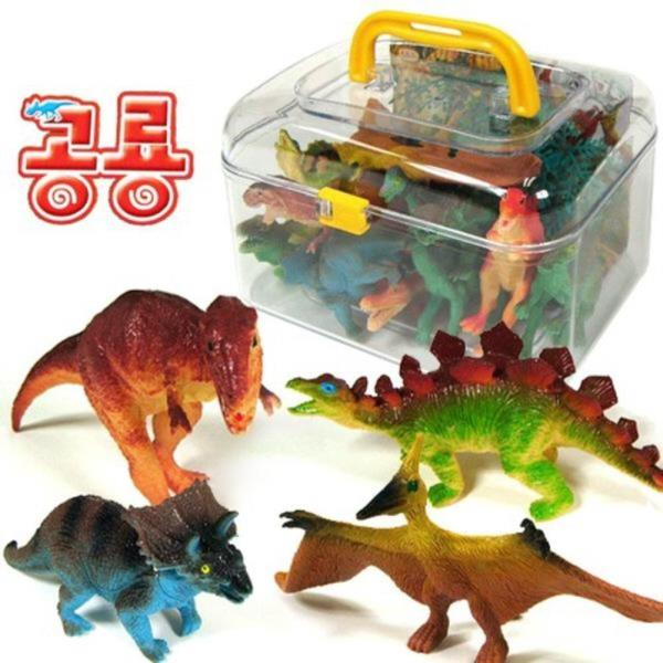 아톰산업 공룡모형