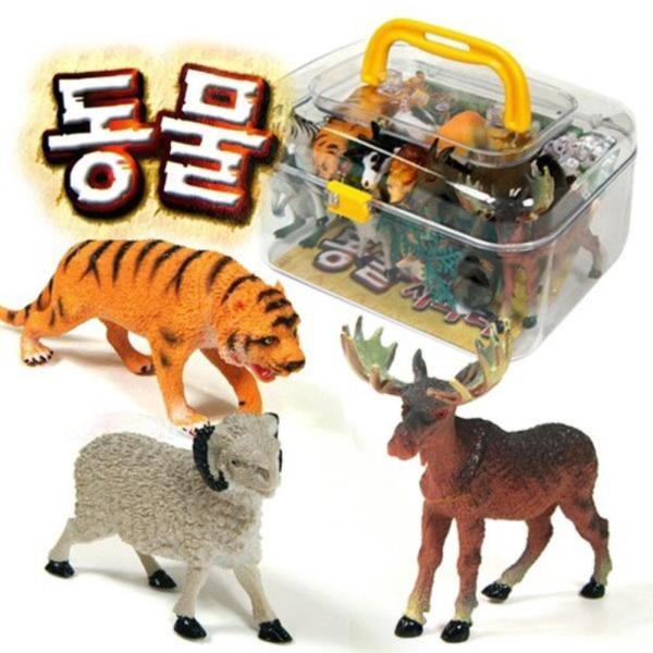 아톰산업 동물모형
