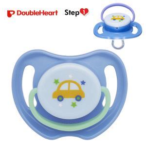 더블하트 노리개젖꼭지 1단계 (자동차) (신생아부터)