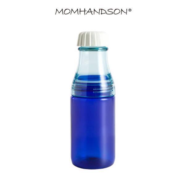 맘핸드슨 콜라보 트라이탄 보틀 500ml (블루)