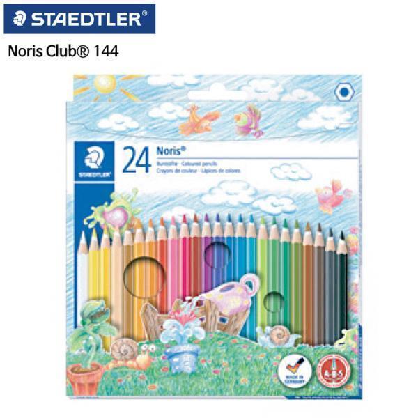 144 노리스 색연필 24색 세트