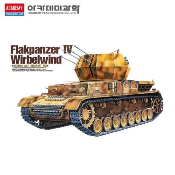 1대35 독일 4호 고사포 대공전차 (모형용)