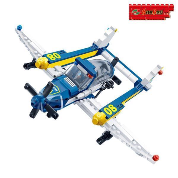 (블록) 경찰 수상비행기 (BO7029)