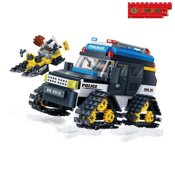 (블록) 경찰 스노우카 (BO7007)