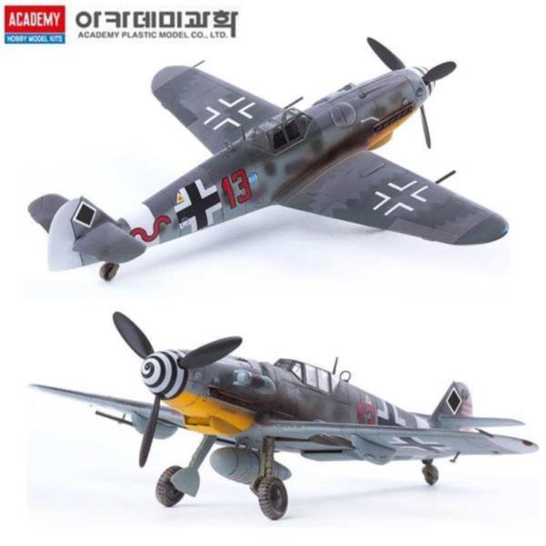 메서슈미트 Bf109G-6 G-2 JG27