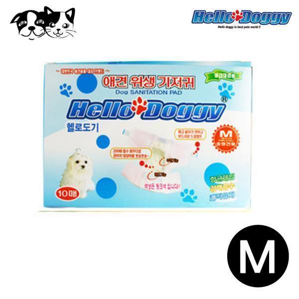 위생기저귀 중형견용 (M) (강아지 기저귀)