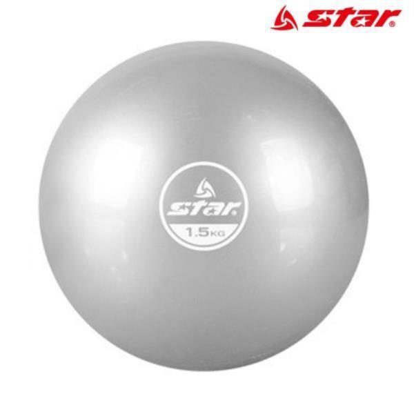 웨이트볼 1.5kg (실버) (EU3600)