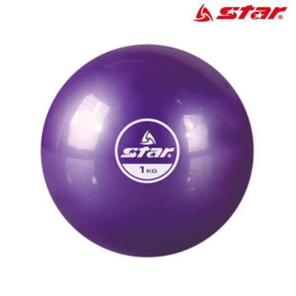 웨이트볼 1kg (퍼플) (EU3600)