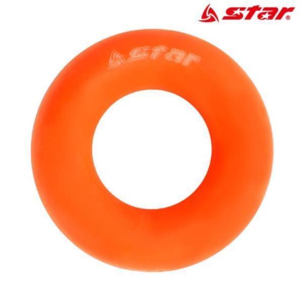 악력기 실리콘핸드 (강) 23kg (오렌지)