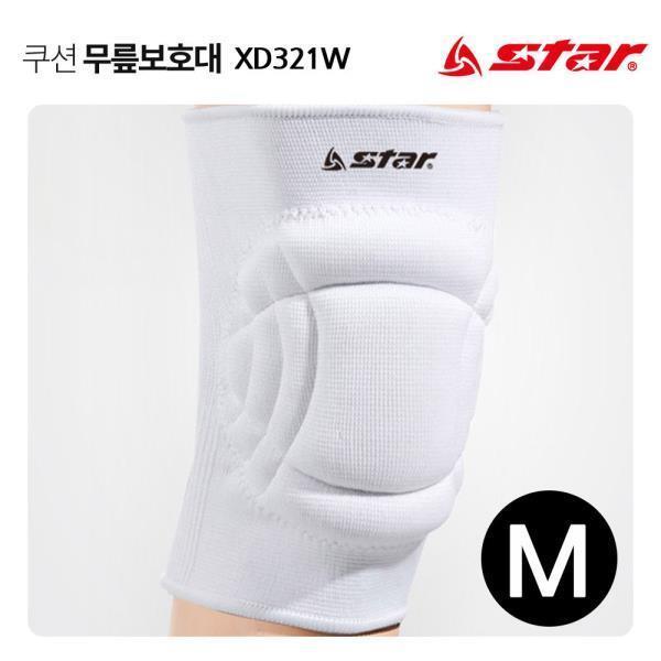 무릎보호대 쿠션 (화이트) (M)