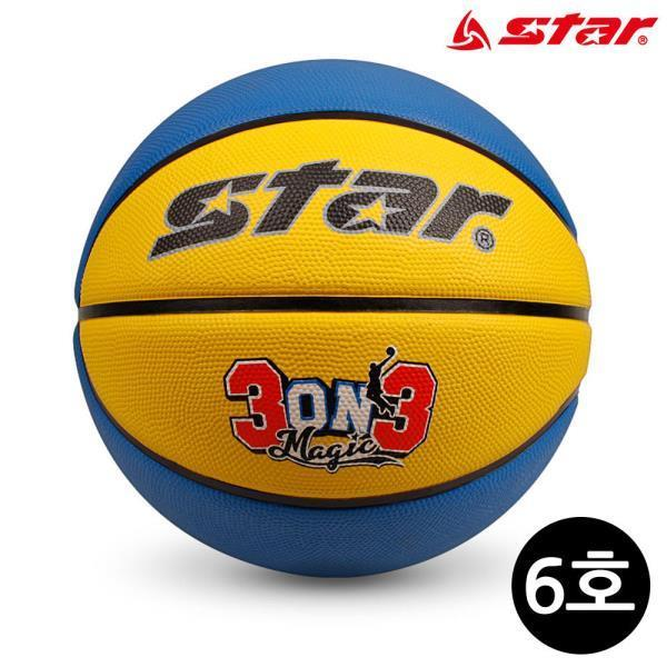 농구공 3on3 매직 (6호) (BB6116)