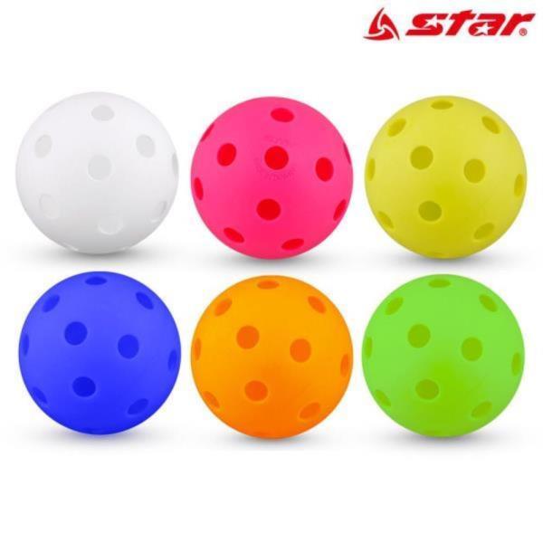 플로어볼 공 (NXR100B) (랜덤1개)