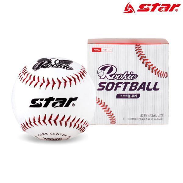 야구공 소프트볼 루키 (WB5412)