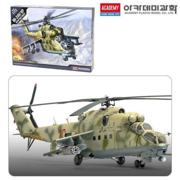 1대72 러시아 공군 공격형 헬기 하인드