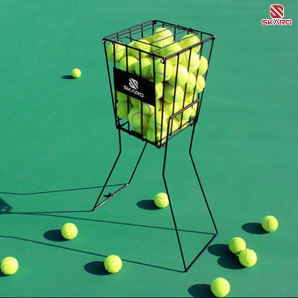 테니스공 수거기 72볼 바스켓 (TNT402)