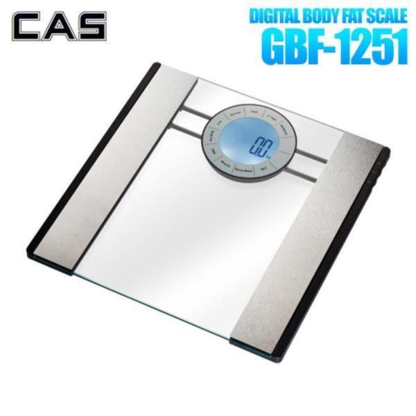 카스 디지털 체지방 체중계