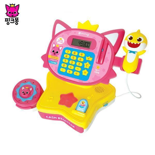 핑크퐁 진동벨 계산대 (748624)
