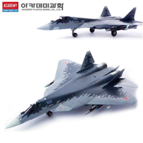 러시아 공군 Su-57 펠론 프라모델