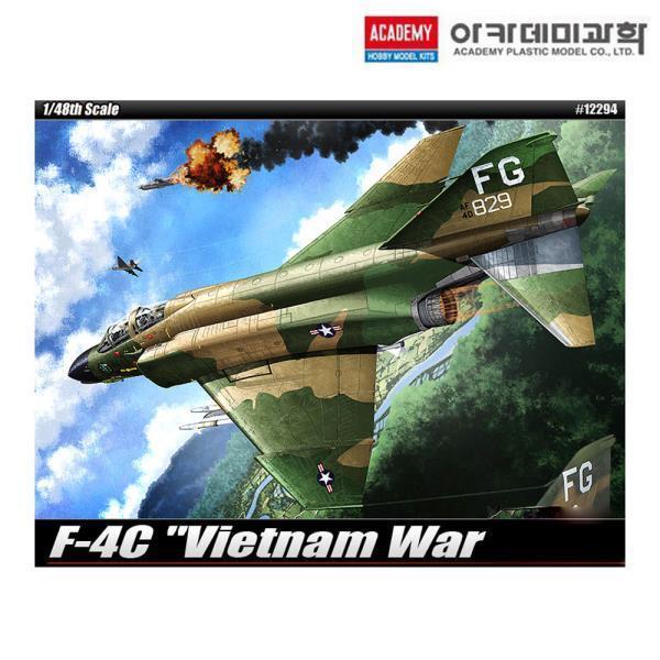 1대48 F-4C Vietnam War 전투기