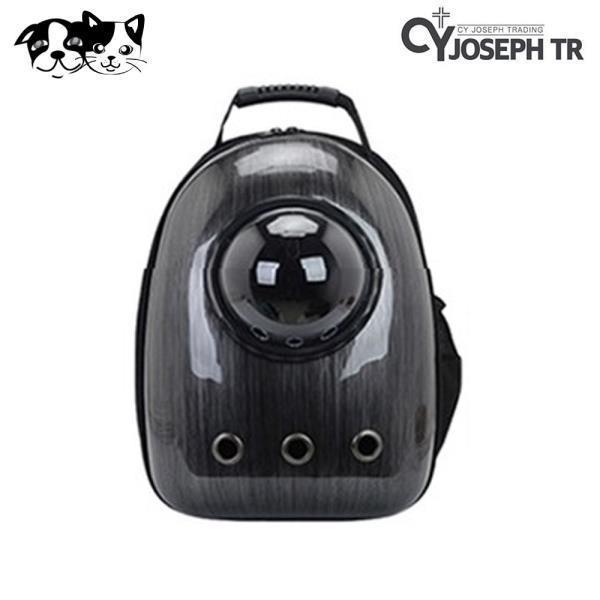 우주선 포켓 캡슐 백팩 (블랙) (A타입)