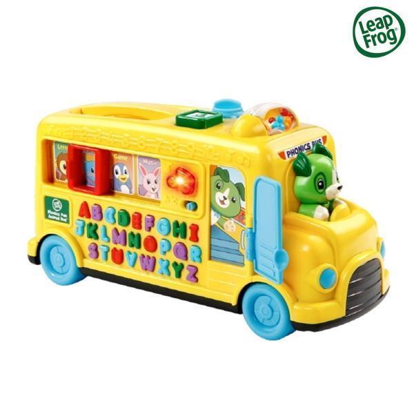 립프로그 알파벳 버스 (601300)