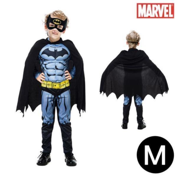 한중 배트맨 고급형 코스튬 3종세트 (M)