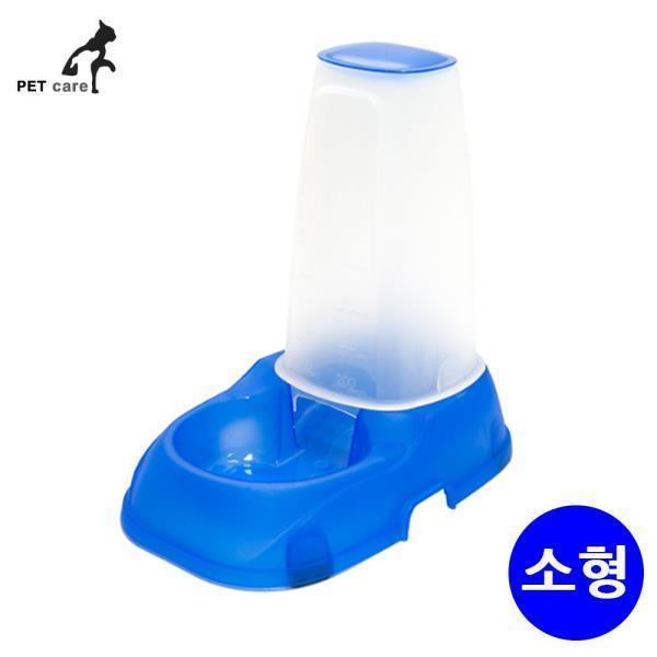 엠펫 자율급식기 (블루) (소형) (600F)