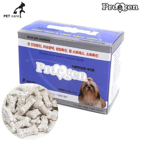 타블렛 200정 강아지전용 (장 영양보조제)