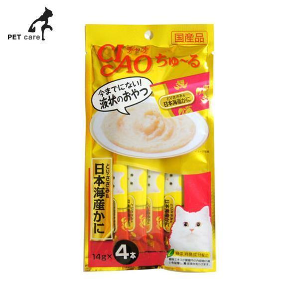 츄루 파우치 (닭가슴살게) (14g 4p)