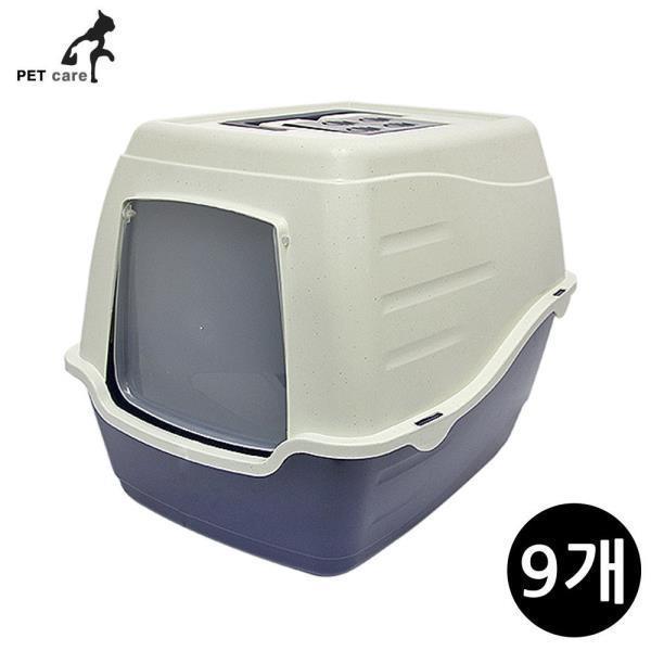 후드화장실 블루 (CAT-L20) (9개입)
