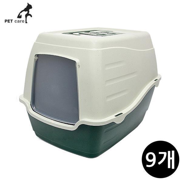 후드화장실 그린 (CAT-L20) (9개입)