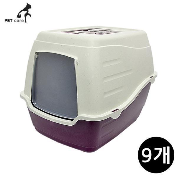 후드화장실 레드 (CAT-L20) (9개입)
