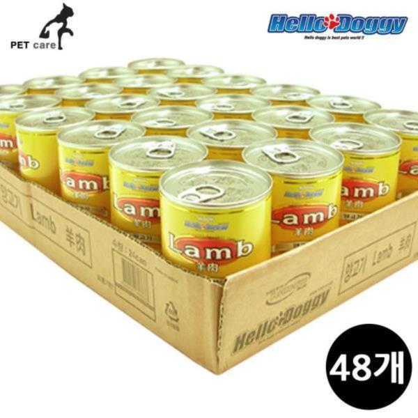 양고기 캔 400g (24개입 x 2박스)