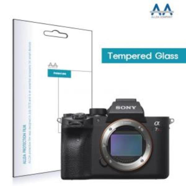 ALLDA 소니 알파 A7R4,7RM4 강화글라스 9H Glass