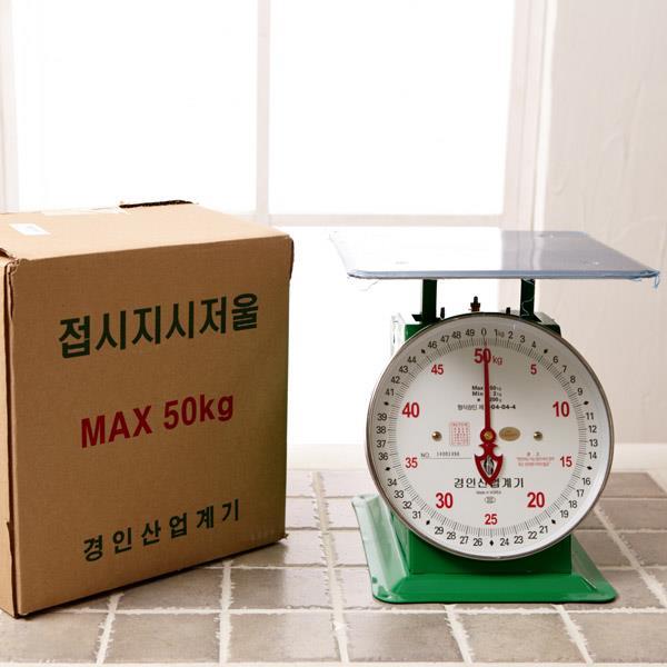 지시 저울 50kg