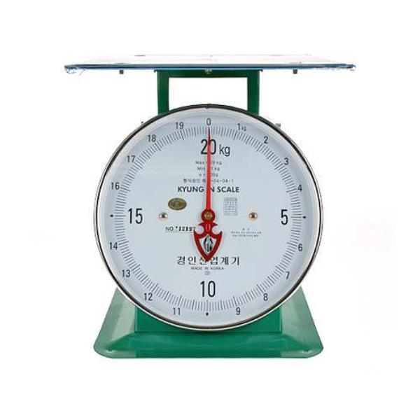 경인지시저울 20kg
