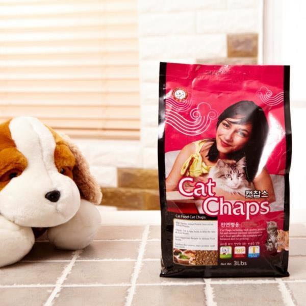 고양이사료 고양이간식 캣찹스 1.36kg 펫토피아