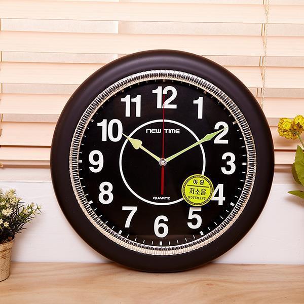 벽시계 벽걸이시계 인테리어 시계 1324 야광 현정
