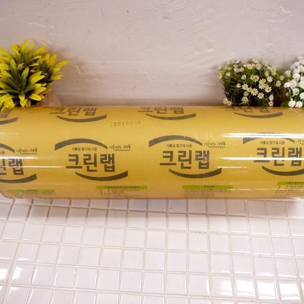 랩 비닐랩 포장랩 일회용품 주방용품 40x500 크린랩