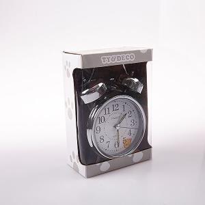 탁상벨 시계 대 (은색)
