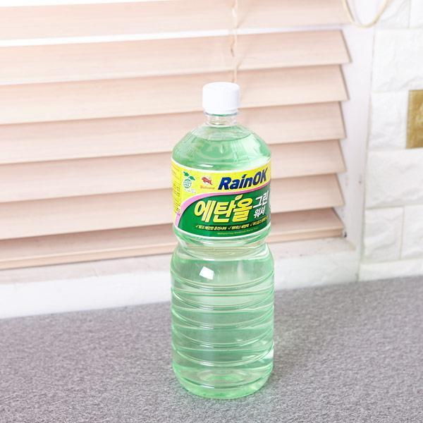 레인OK 에탄올 그린 워셔액 1.8L