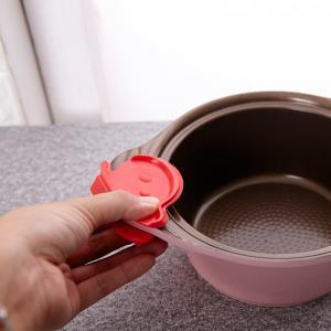 ABM 실리콘 냄비집게 나비 (색상랜덤)