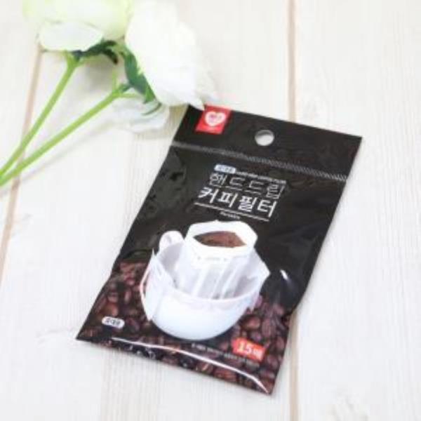 하니 핸드드립 커피필터