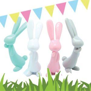 서있는 토끼 캐릭터 볼펜