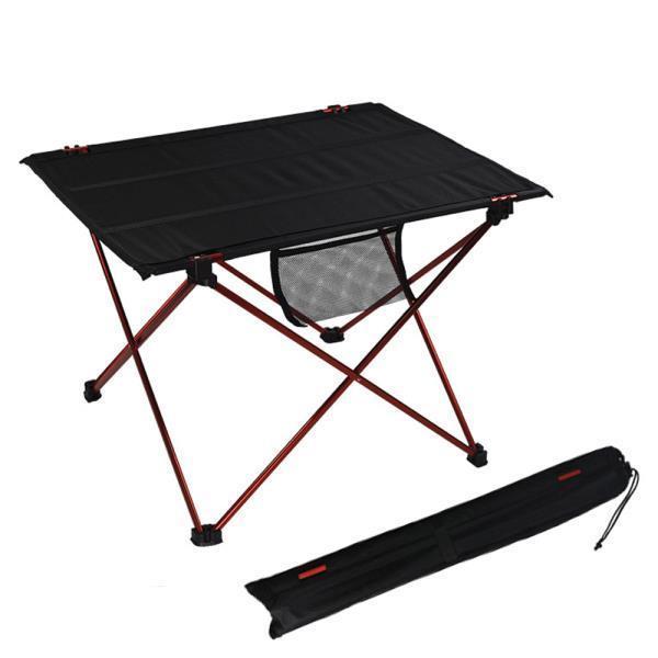 야외용 롤테이블 중형 듀랄루민 초경량 캠핑테이블