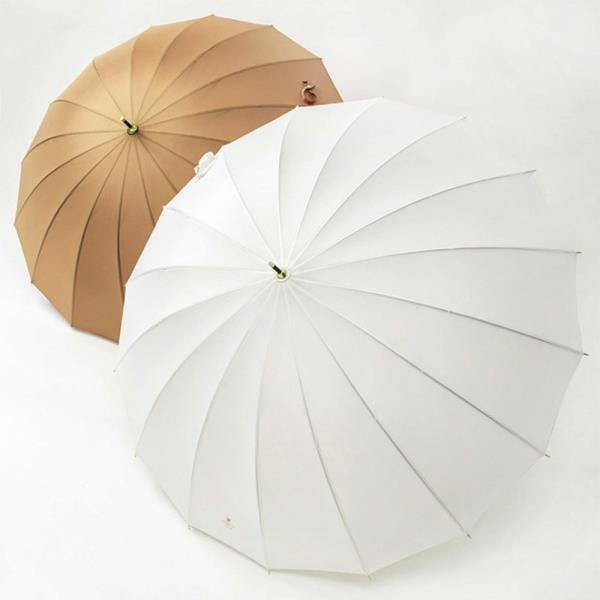 16K 장우산 경량 16개살대 튼튼한 패션우산