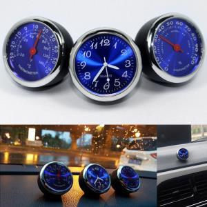 차량용 아날로그 시계 송풍구형 차량용시계