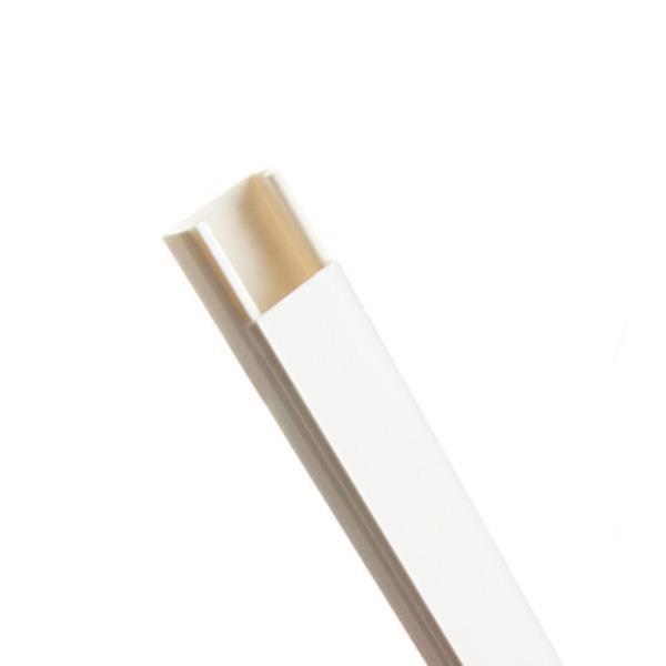 전선몰딩 사각 흰색소 3개입